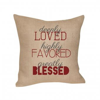 Cushion – Greatly Blessed